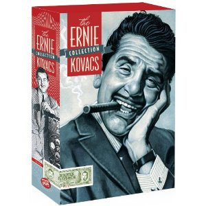 The Ernie Kovacs Collection DVD