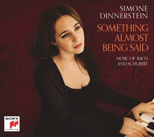 Something Almost Being Said -- Simone Dinnerstein